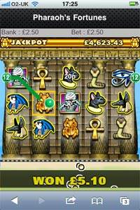 mobile slot real money free play